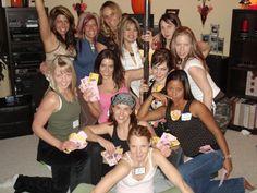 Pole Dancing, Chair Dancing and Burlesque Parties Winnipeg