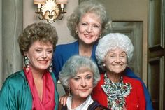 Personality: WHICH GOLDEN GIRL'S STYLE IS MOST LIKE YOURS?