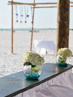 Http://www.Barbara-Ann-Studios.com #details #weddingdetails #realwedding #wedding #beachwedding #floral #weddingdecor #summerwedding