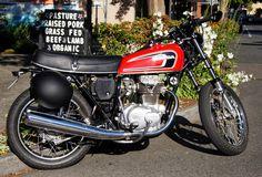 70s Honda CB350