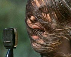 "David Gilmour singing the ""Celestial Voices"" part of ""Saucerful of Secrets"" ~ Pompeii film"
