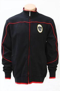 IMS Reebok Track Jacket.