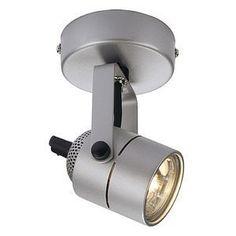 Industriele lampen SPOT 79 GU10 Big White by SLV 132024/  310342