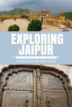 What to see and do in Jaipur, India