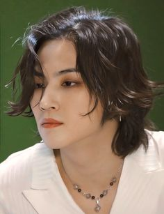 Jaebeom's long hair was truly one of his best looks if not the best 🤤😭❤️ rip u will be missed 🙏🤧 _ Hair Inspo, Hair Inspiration, Pretty People, Beautiful People, Beautiful Men, Got 7 Bambam, Got7 Aesthetic, Peinados Pin Up, Boys Long Hairstyles