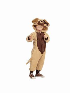 DEVIL THE DOG HALLOWEEN COSTUME FUNSIES PAJAMA ANIMAL JUMPSUIT TODDLER CHILD SIZE