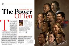 Honored by Sports Illustrated in 2012 as part of Athletes WhoCare