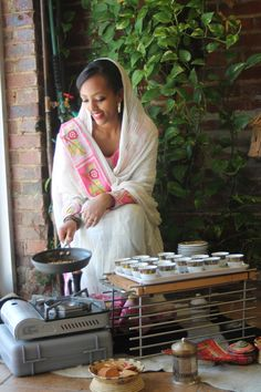 Our Ethiopian Coffee Ceremony is tomorrow, Saturday, at 2pm. We are roasting and brewing Yirgacheffe coffee. Grown in the Gedeo Zone of Southern Ethiopia and enjoy Yirgacheffee coffee. This medium to light body Arabica, recognized for its sweet flavors and aromas, is very spicy and fragrant, often with a slightly chocolate or nutty quality. Come and enjoy FREE samples.
