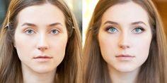 7 трюков для тех, кто хочет увеличить глаза - Лайфхакер Mascara, Eyeliner, Ombre Sombre, Make Up, Inspiration, White Pencil, Korean Women, Makeup Techniques, Big Eyes
