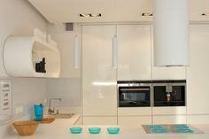 Bardzo biała kuchnia Ady Beautiful Kitchens, Kitchen Cabinets, Storage, Furniture, Home Decor, Purse Storage, Decoration Home, Room Decor, Cabinets