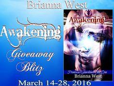 Tome Tender: Brianna West's Awakening Blitz & Giveaway