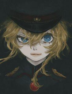 Character Design Girl, Character Art, Guerra Anime, Tanya Degurechaff, Yandere Girl, Tanya The Evil, Anime Military, Anime Art Girl, Jojo's Bizarre Adventure
