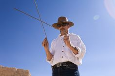 Learn How to Use a Dowsing Rod: You can use dowsing to find water, metal, or other lost objects.