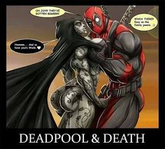 Deadpool and Death
