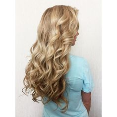 Dazzling Mermaid Curls #PMInsiders @rochellerandall