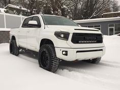 Show off your leveled tundras - Page 23 - TundraTalk.net - Toyota Tundra Discussion Forum