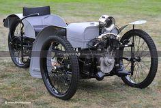 1909 Morgan 3-Wheeler Runabout