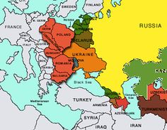 Cold war europe interactive map upper grade goodies pinterest 441949 the north atlantic treaty organization nato is established gumiabroncs Images