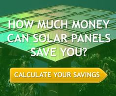 how much money can solar panels save you?