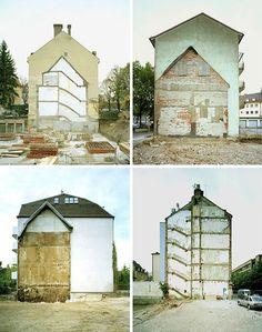 Ghost Buildings by José Antonio Millán