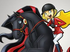 """horseland"" TV show"