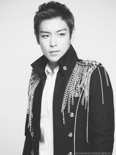 TOP=the new Jin (who is now Ha-Jin because he's now Korean, not just Korean-American)