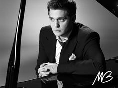 """Michael Buble - Dream a Little Dream of Me Stars shining bright above you, night breezes seem to whisper, """"I love you"""". Birds singing in the sycamore tree, """". Michael Buble, Best Songs, Love Songs, Music Tv, Good Music, Kinds Of Music, My Favorite Music, Music Artists, Music Videos"""