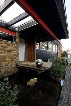 Pescher House - Wuppertal - Germany, 1968