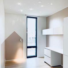 """Minna Haapakoski Design on Instagram: """"Lasten huoneiden suunnittelu on vaan niin mukavaa. Sain suunnitella Espoon Westendiin ison uudiskohteen. Tähän taloon tuli mm. kaksi…"""" Tuli, Instagram, Design, Healthy"""