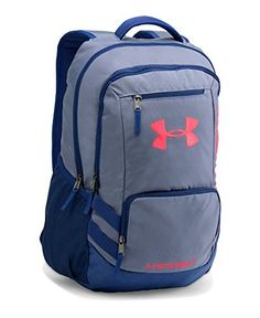 d03d2af91cb9 Under Armour Storm Hustle II Backpack Aurora Purple 767 One Size     Read  more