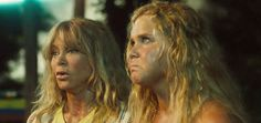 Watch the new Snatched movie trailer starring Amy Schumer and Goldie Hawn.