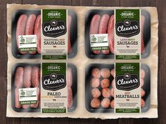 Cleaver's on Packaging of the World - Creative Package Design Gallery