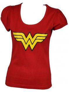 TOP | Wonder Woman from Beserk Clothing
