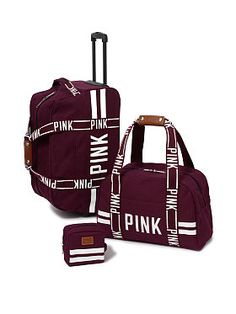 3-piece Travel Set- perfect for traveling with the family I Nanny for and for college!