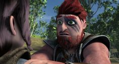 Dagur is such a sweet older brother, I wish they got along for longer