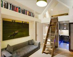 Dwelle Tiny House Inside