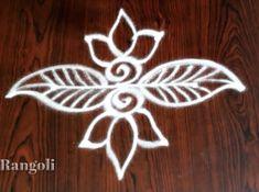 Simple Rangoli Border Designs, Rangoli Borders, Beautiful Rangoli Designs, Small Rangoli, Diwali Decorations