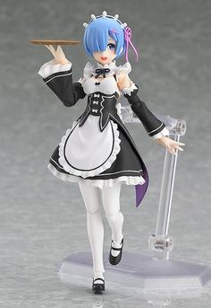 Rem - figma - Re:Zero Starting Life in Another World (Pre-order)