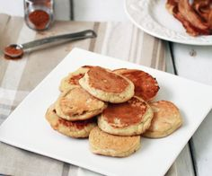 Almond Flour Pancakes  #TheFoodLoversPrimalPalate