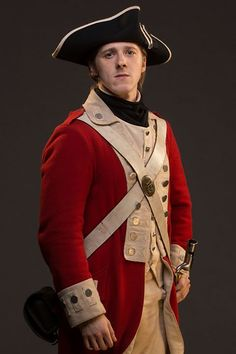Private Buckley from BBC's Banished