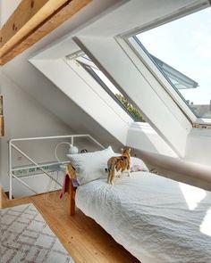 Gästezimmer Mit Aublick In Den Himmel | SoLebIch.de Foto:livingatmoltke  #solebich #