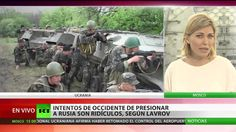 "Moscú: Los intentos de Occidente de presionar a Rusia ""son ridículos"""