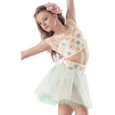 jordan grace princesswear, dance costume, dance costumes, custom dance... ❤ liked on Polyvore featuring costumes, ballet costumes, ballerina halloween costume, ballet halloween costume and ballerina costume