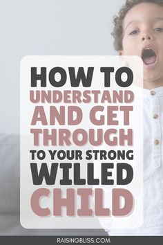 Raising a strong willed child can be a struggle at times. Find out the signs and personality traits of a strong willed child, and reframe their challenging characteristics into positive qualities. Learn about 18 tips on parenting your son or daughter. Sometimes discipline tricks simply don't work. Get your message across with these ideas, and build a strong relationship. Parenting strong willed, stubborn boys and girls takes strong moms. Parenting Ideas, Parenting Quotes, Overwhelmed Mom, Child Behavior, Strong Willed Child, Quotes About Motherhood, Happy Mom, Mom Advice, Strong Relationship