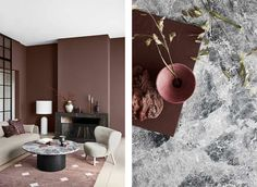 2020 interior colors trends according to Jotun Lady - Interior Notes Warm Colors, Bold Colors, Neutral Colors, Light Colors, Flower Shop Interiors, Colorful Interiors, Color Trends, Design Trends, Jotun Lady