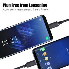 Multi Quick USB Charging Cable,Mint Moon Beach 2 in1 Fast Charger Cord Connector High Speed Durable Charging Cord Compatible with iPhone//Tablets//Samsung Galaxy//iPad and More