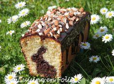 Bunny cake – Cuisine en Folie Cake Surprise, Un Cake, Krispie Treats, Bunny, Desserts, Food, Bunny Cakes, Food Porn, Kitchens