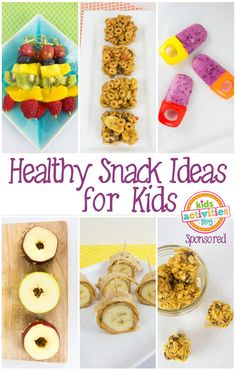 These are so good! We love finding healthy snack ideas for kids!