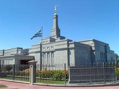 Mormon Temple, Montevideo, Uruguay