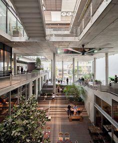 曼谷文青逛街新指標!東羅清水混凝土建築商場 The Commons | 設計王
